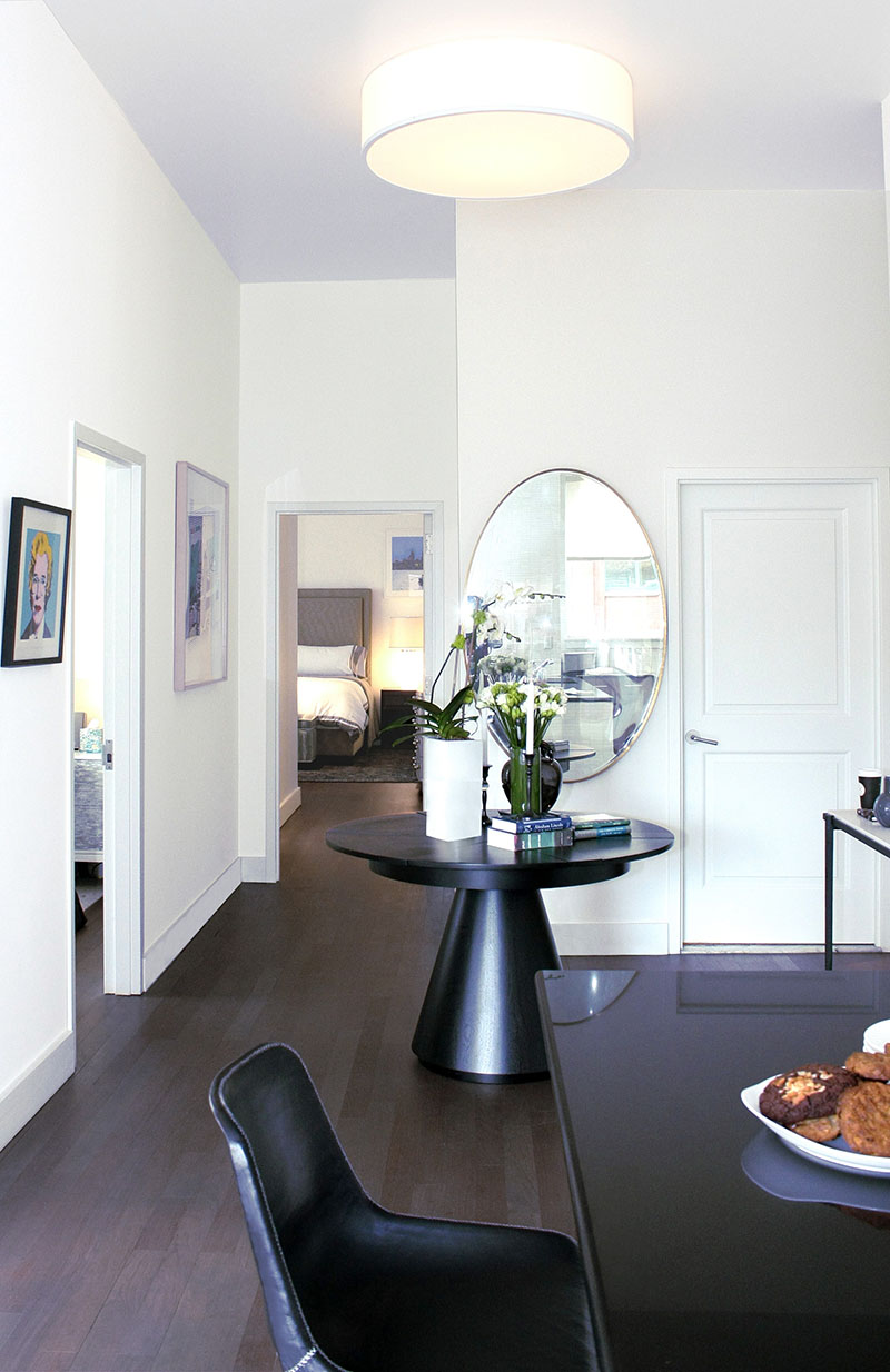 Manhattan apartment interior designer