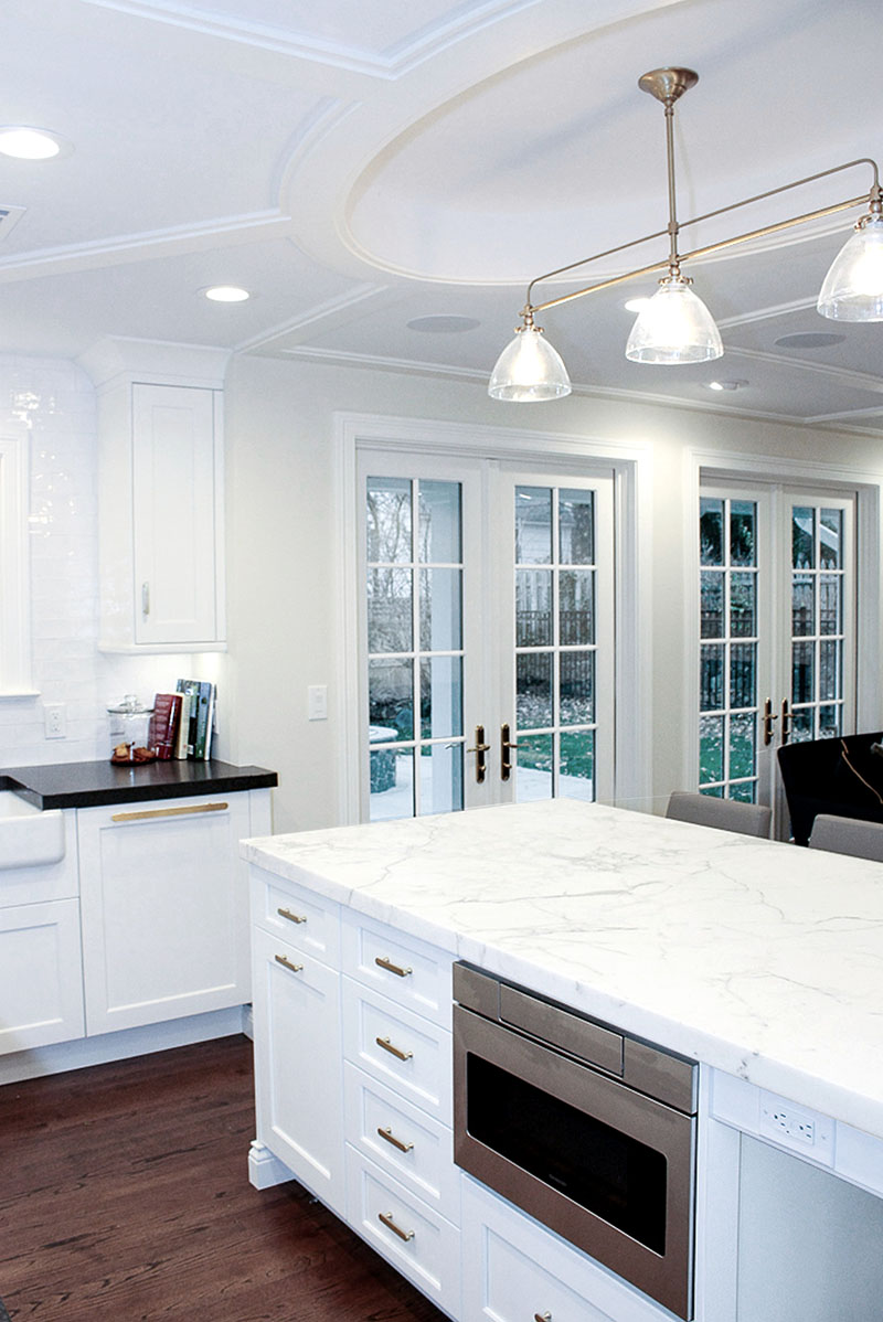 Modern kitchen NY interior designer