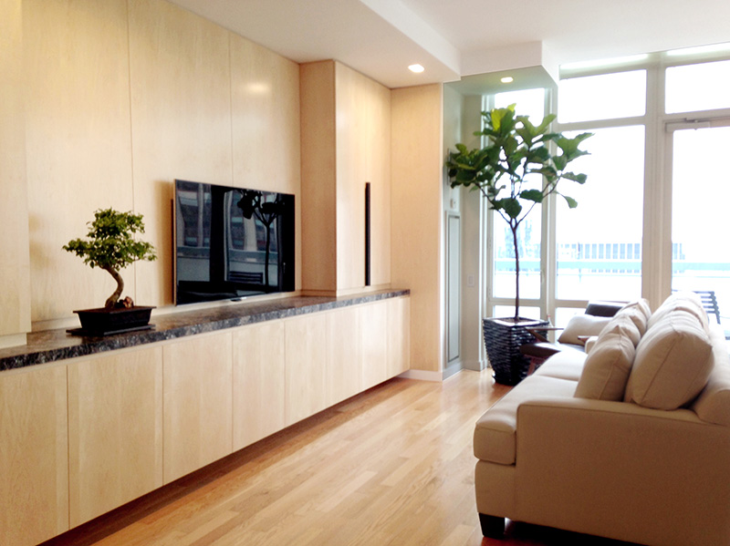 Modern Manhattan Apartment Interior Designer